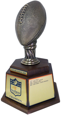 Commissioner Trophy Update