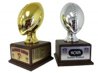 Football Resin Trophy Update