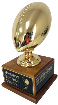 Fantasy Football Trophy Update